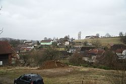 Overview of Všechlapy, Benešov District.jpg