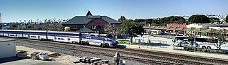 Oxnard Transit Center - Image: Oxnard Transit Center