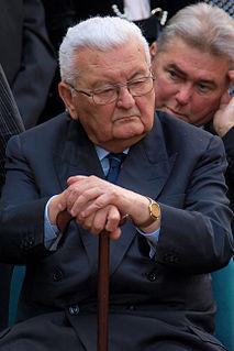 Péter Boross Hungarian politician
