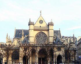 Image illustrative de l'article Église Saint-Germain-l'Auxerrois de Paris