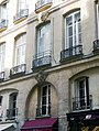 P1130318 Paris VI rue de Buci n°12 rwk.JPG