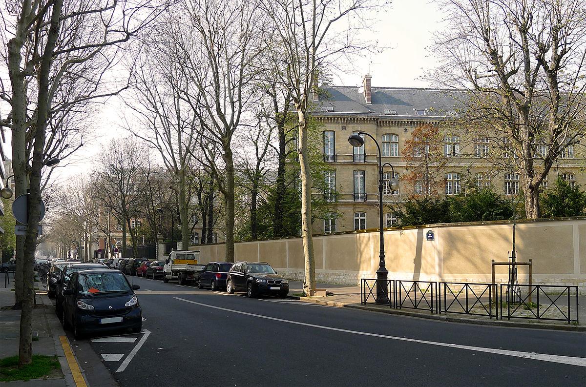 Rue molitor wikidata for Molitor paris france