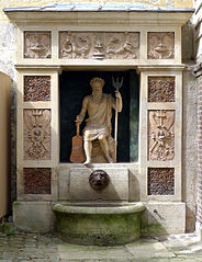 fontaine de la rue Cherche-Midi