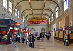 gare de paris austerlitz wikip dia. Black Bedroom Furniture Sets. Home Design Ideas