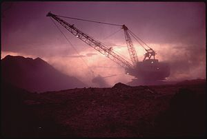 PEABODY COAL COMPANY IN BLACK MESA AREA OF NOR...