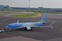 PH-TFB - B738 - TUI fly Netherlands