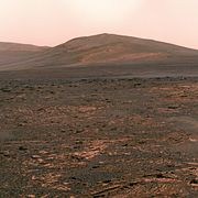 PIA17078 - Opportunity's view of 'Solander Point'