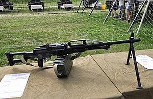 Печенег (пулемёт) — Википедия