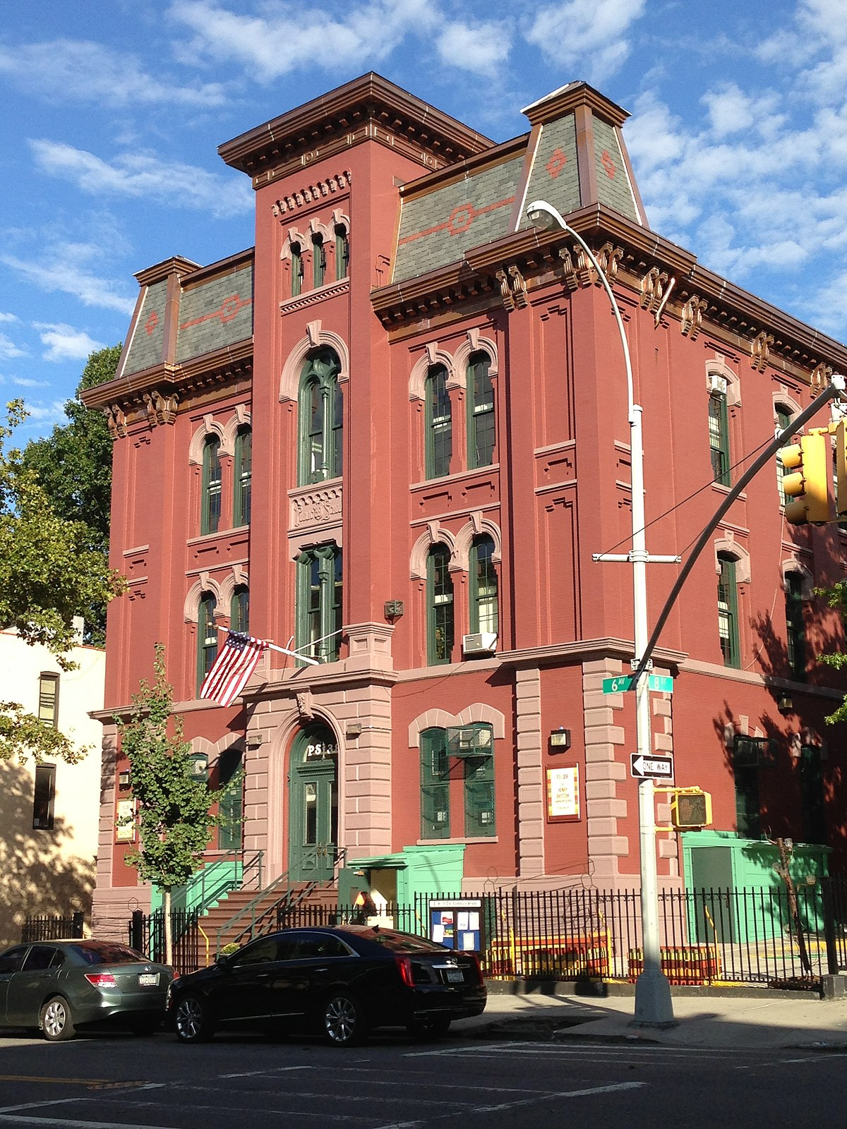 Brooklyn New School >> Public School 39 - Wikipedia