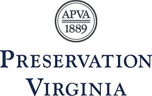 English: Preservation Virginia Logo
