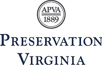 Preservation Virginia - Image: PV Icon WM 2cl RGB vert HR