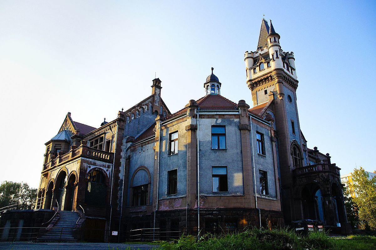 Sosnowiec Travel Guide At Wikivoyage