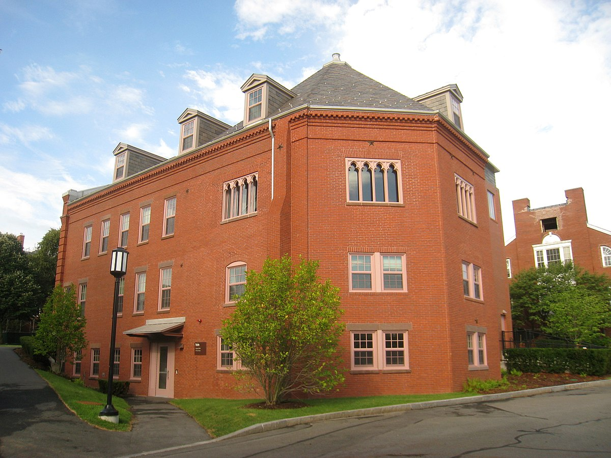 Image result for tufts university Packard Hall