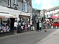 Padstow street scene in high summer - geograph.org.uk - 484745.jpg