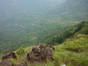 Naduvil and Kudianmala - Vaithal Valleyis just 6 km from Kudianmala