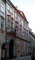 Palác Vratislavský dům (Staré Město), Praha 1, Jilská 16, Staré Město.JPG