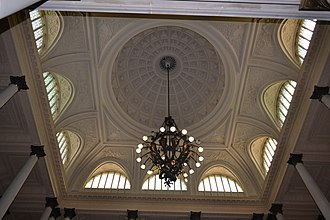 Sytze Wierda - Image: Palace of Justice (S Wierda) 1902 Church Square Pretoria 010