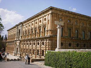 Palacio de Carlos V 01
