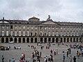 Palacio de Rajoy, visto desde la Catedral de Santiago de Compostela.JPG