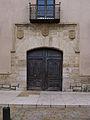 Palacio de los Marqueses de Castrillo (Toro). Portada.jpg