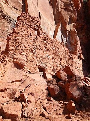 Palatki Heritage Site - Image: Palatki sinagua indian dwellings