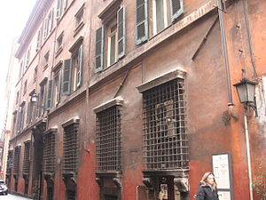 Palazzo Gabrielli-Borromeo - Palazzo Gabrielli-Borromeo