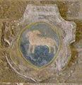 Palazzo dei priori di volterra, interno, stemma alessandri.jpg