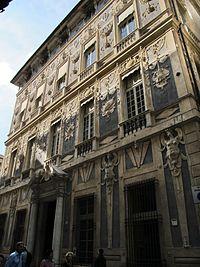 Palazzo nicolosio lomellini, ext. 01.JPG