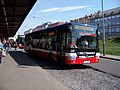 Palmovka, autobus About Me 1916 z linky 302.jpg