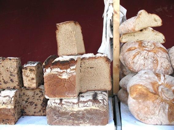 Pan de Galiza. VI festa da filloa da pedra. 2009. A Baña