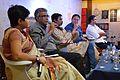 Panel Discussion - Barshik Pujor Fashal Ete Ki Sahitya Samriddhya Hoi - Apeejay Bangla Sahitya Utsav - Kolkata 2015-10-10 5553.JPG