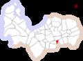 Pangasinan Colored Locator Map-Santo Tomas.png
