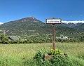 Panneau du quartier Sainte-Marthe (Embrun) devant Le Méale.jpg