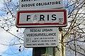 Panneau entrée Paris depuis route Suresnes Paris 1.jpg