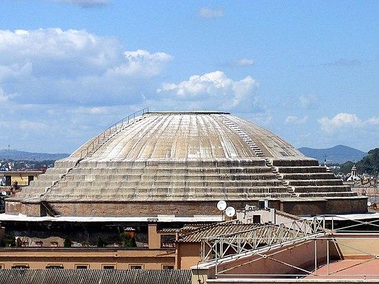 Image of the Roman Pantheon