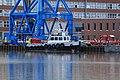 Papenburg - Werfthafen + Meyer 04 ies.jpg
