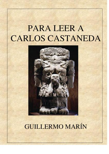 File:Para leer a Carlos Castaneda.djvu