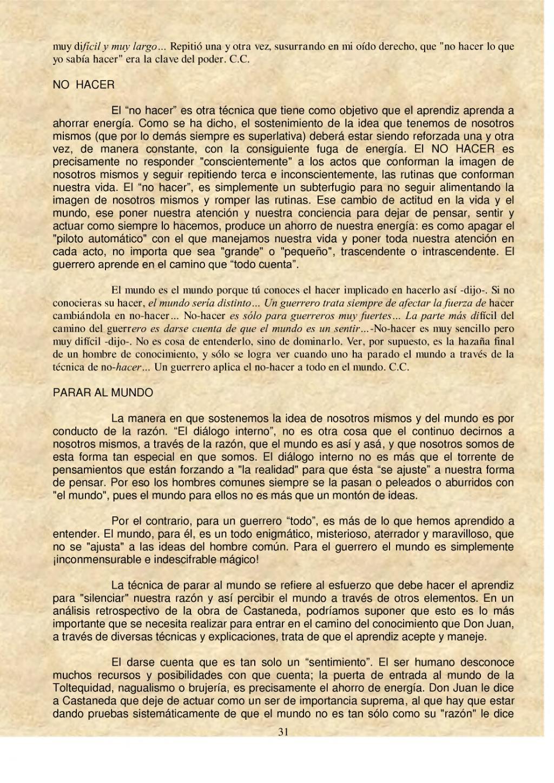 Página:Para leer a Carlos Castaneda.djvu/31 - Wikisource