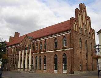 Parchim - Town hall