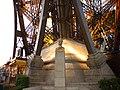 Paris, France, La Tour Eiffel; Bust of Gustave Eiffel (2).jpg