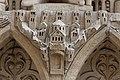 Paris - Cathédrale Notre-Dame - Portail de la Vierge - PA00086250 - 032.jpg