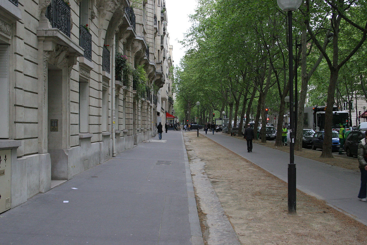 Avenue de suffren wikip dia for Garage suffren paris 15