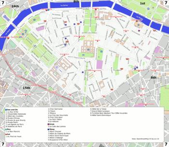 wiki travel paris