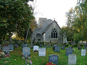 Arlesey - Image: Parish Church of St Peter Church End Arlesey geograph.org.uk 72466