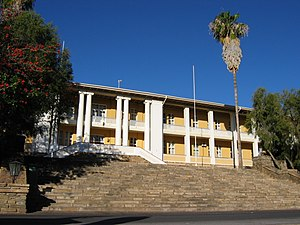 National Council (Namibia) - Image: Parlament Windhuk