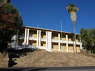 National Assembly (Namibia) - Image: Parlament Windhuk