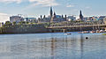 Parliament Hill from Jacques Cartier Park.jpg