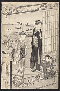 Chōbunsai Eishi Wikipédia