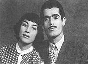 [تصویر:  180px-Parviz-Shapour-and-Forough-Farrokhzad.jpg]