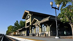 Image illustrative de l'article Gare de Paso Robles